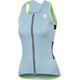 Sportful Luna Bike Jersey Sleeveless Women turquoise